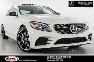 New 2019 Mercedes-Benz C-Class C 300 Sedan in Calabasas, near Los Angeles