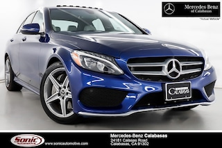 Used 2018 Mercedes-Benz C-Class C 300 Sedan for sale in Calabasas