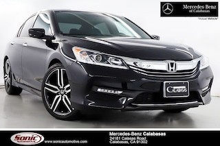 Used 2017 Honda Accord Sport Sedan for sale in Calabasas