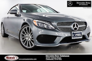 New 2018 Mercedes-Benz C-Class C 300 Cabriolet for sale in Calabasas