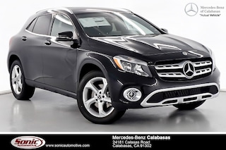 New 2019 Mercedes-Benz GLA 250 4MATIC SUV in Calabasas, near Los Angeles