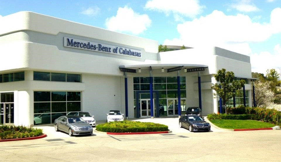 New Mercedes Benz And Used Luxury Car Dealer Serving Los Angeles