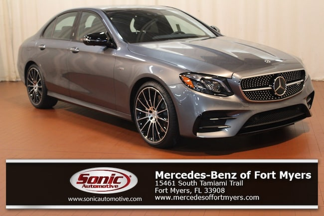 New 2019 Mercedes-Benz AMG E 53 4MATIC Sedan for sale in Fort Myers, FL