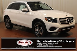 New 2019 Mercedes-Benz GLC 300 4MATIC SUV for sale Fort Myers, FL