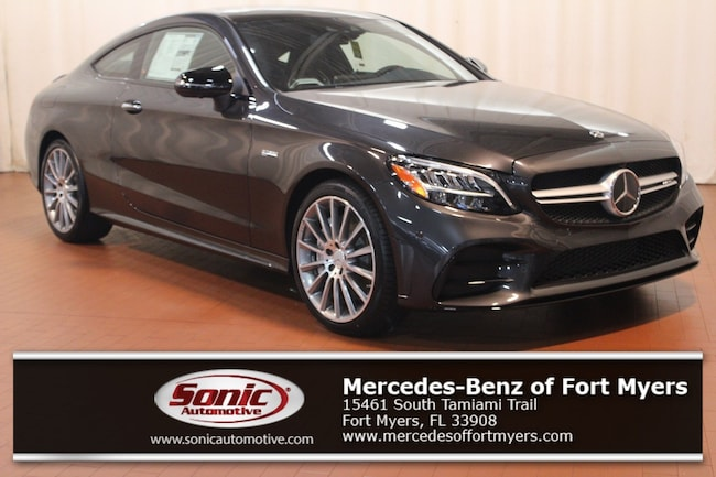 New 2019 Mercedes-Benz AMG C 43 4MATIC Coupe for sale in Fort Myers, FL