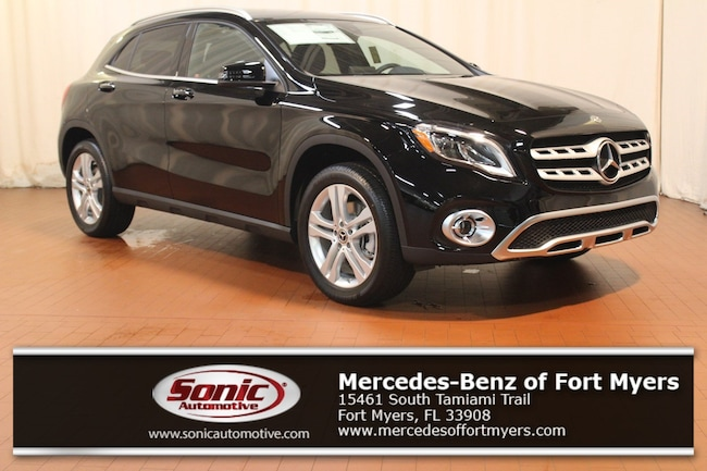 New 2019 Mercedes-Benz GLA 250 GLA 250 SUV for sale in Fort Myers, FL
