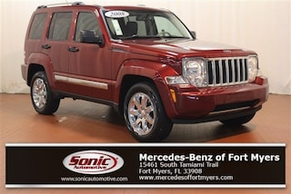 Used 2008 Jeep Liberty Limited 4WD 4dr SUV in Fort Myers