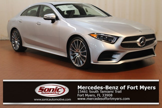New 2019 Mercedes-Benz CLS 450 Sedan for sale in Fort Myers, FL