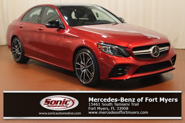 New 2019 Mercedes-Benz AMG C 43 4MATIC Sedan for sale in Fort Myers, FL