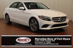 New 2019 Mercedes-Benz C-Class C 300 Sedan for sale in Fort Myers