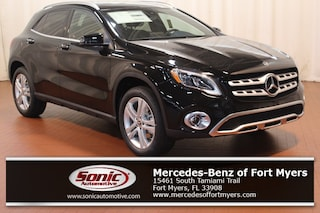 New 2019 Mercedes-Benz GLA 250 4MATIC SUV for sale Fort Myers, FL
