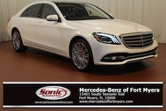 New 2019 Mercedes-Benz S-Class S 450 Sedan for sale in Fort Myers