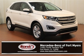 Used 2015 Ford Edge SEL 4dr  AWD SUV for sale in Fort Myers, FL