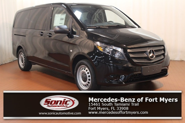 New 2019 Mercedes-Benz Metris Standard Roof 126 Wheel for sale in Fort Myers, FL