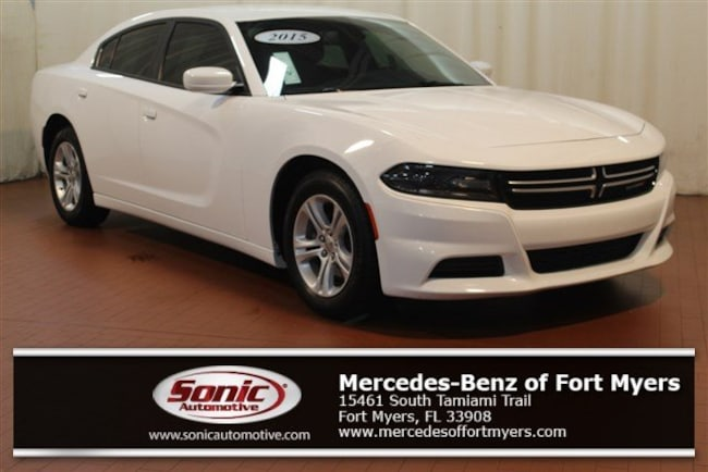 Used 2015 Dodge Charger SE 4dr Sdn  RWD Sedan for sale in Fort Myers, FL