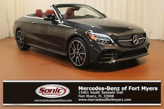New 2019 Mercedes-Benz C-Class C 300 Cabriolet for sale in Fort Myers