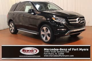 New 2018 Mercedes-Benz GLE 350 GLE 350 SUV for sale Fort Myers, FL