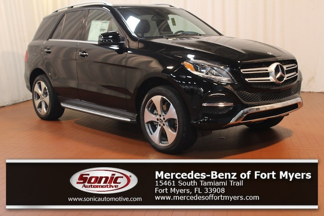 New 2018 Mercedes-Benz GLE 350 SUV for sale in Fort Myers, FL