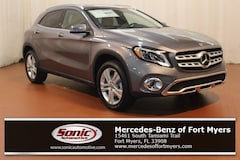 New 2019 Mercedes-Benz GLA 250 GLA 250 SUV Mountain Grey Metallic for sale in Fort Myers