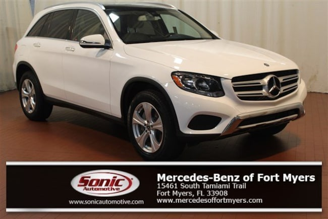 Used 2017 Mercedes-Benz GLC 300 GLC 300  SUV SUV for sale in Fort Myers, FL