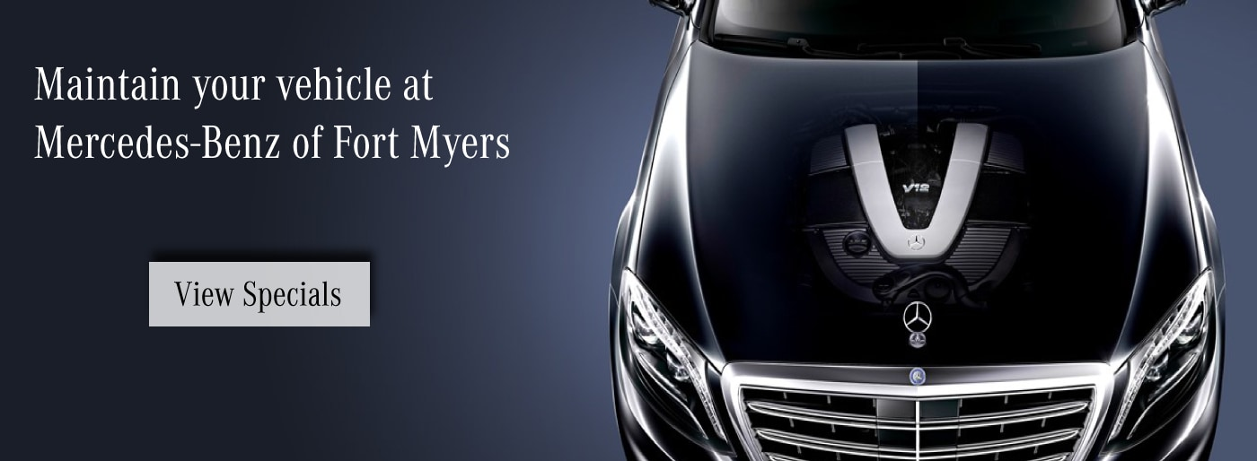 Mercedes-Benz of Fort Myers | Luxury New & Used Cars
