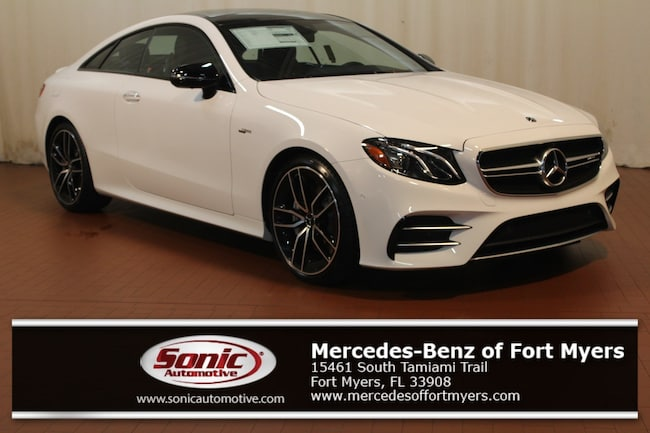 New 2019 Mercedes-Benz AMG E 53 4MATIC Coupe for sale in Fort Myers, FL