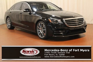 New 2019 Mercedes-Benz S-Class S 560 Sedan for sale Fort Myers, FL