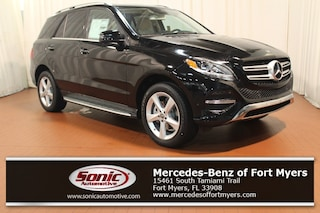 New 2018 Mercedes-Benz GLE 350 SUV for sale Fort Myers, FL