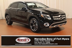 New 2019 Mercedes-Benz GLA 250 GLA 250 SUV Black for sale in Fort Myers