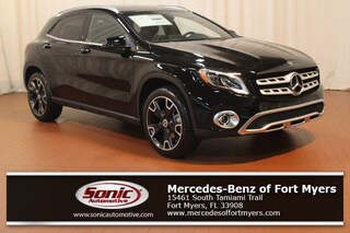 New 2019 Mercedes-Benz GLA 250 GLA 250 SUV for sale Fort Myers, FL
