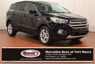 Used 2017 Ford Escape SE  4WD SUV for sale in Fort Myers, FL
