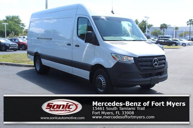 New 2019 Mercedes-Benz Sprinter 2500 High Roof V6 Van Crew Van for sale in Fort Myers, FL