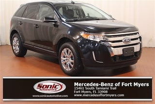 Used 2013 Ford Edge Limited 4dr  AWD SUV in Fort Myers