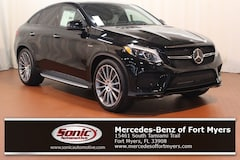 New 2019 Mercedes-Benz AMG GLE 43 4MATIC Coupe Jet Black for sale in Fort Myers