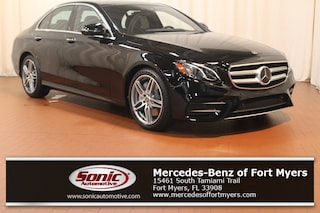 New 2019 Mercedes-Benz E-Class E 300 Sedan for sale Fort Myers, FL