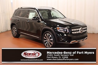 New 2021 Mercedes-Benz GLB 250 SUV Night Black for sale Fort Myers, FL