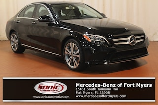 New 2019 Mercedes-Benz C-Class C 300 Sedan for sale Fort Myers, FL