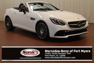 New 2019 Mercedes-Benz SLC 300 Roadster for sale Fort Myers, FL