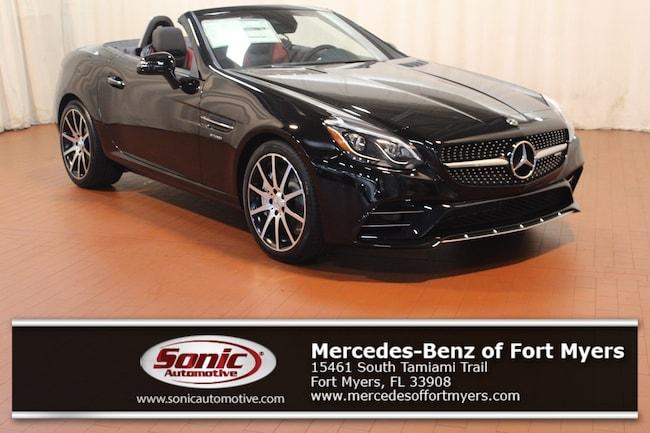 New 2019 Mercedes-Benz AMG SLC 43 AMG SLC 43 Roadster for sale in Fort Myers, FL