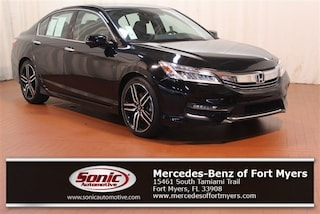 Used 2017 Honda Accord Touring  Auto Sedan in Fort Myers