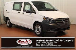 New 2019 Mercedes-Benz Metris Van Cargo Van for sale Fort Myers, FL