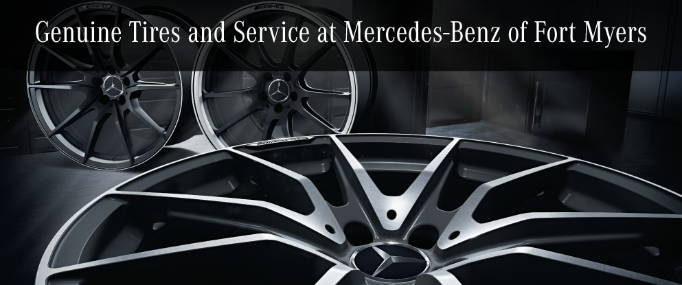 Mercedes-Benz Tire Service in Fort Myers FL | Mercedes ...