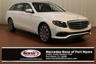 New 2019 Mercedes-Benz E-Class E 450 4MATIC Wagon for sale Fort Myers, FL