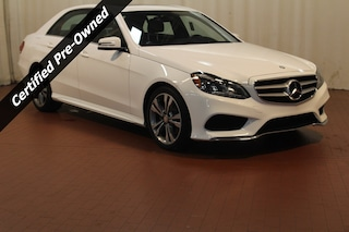 Certified 2016 Mercedes-Benz E-Class E 350 Sport 4dr Sdn  RWD Sedan in Fort Myers