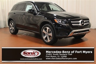 Used 2019 Mercedes-Benz GLC 300 GLC 300  SUV SUV for sale in Fort Myers, FL