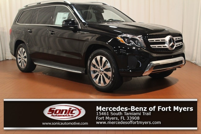 New 2018 Mercedes-Benz GLS 450 4MATIC SUV for sale in Fort Myers, FL