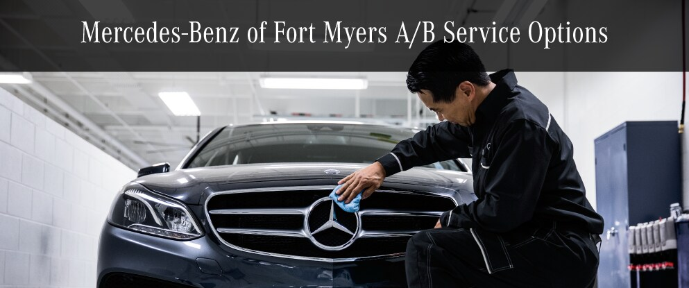 Mercedes-Benz A/B Service Fort Myers