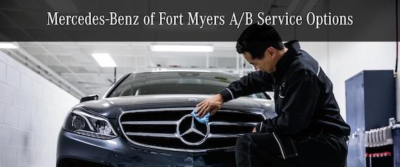 Mercedes Benz Of Fort Myers >> Mercedes Benz A B Service In Fort Myers Fl Mercedes Benz