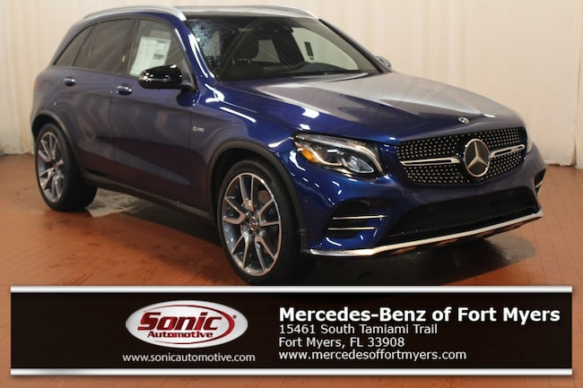New 2019 Mercedes-Benz AMG GLC 43 4MATIC SUV for sale in Fort Myers, FL