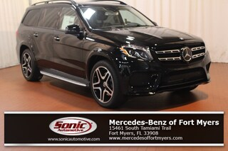 New 2019 Mercedes-Benz GLS 550 4MATIC SUV for sale Fort Myers, FL